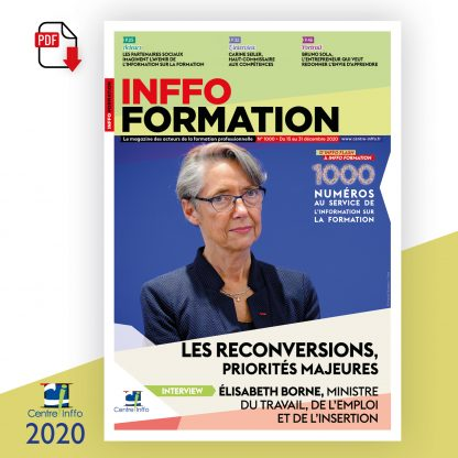 inffo formation 1000 reconversions